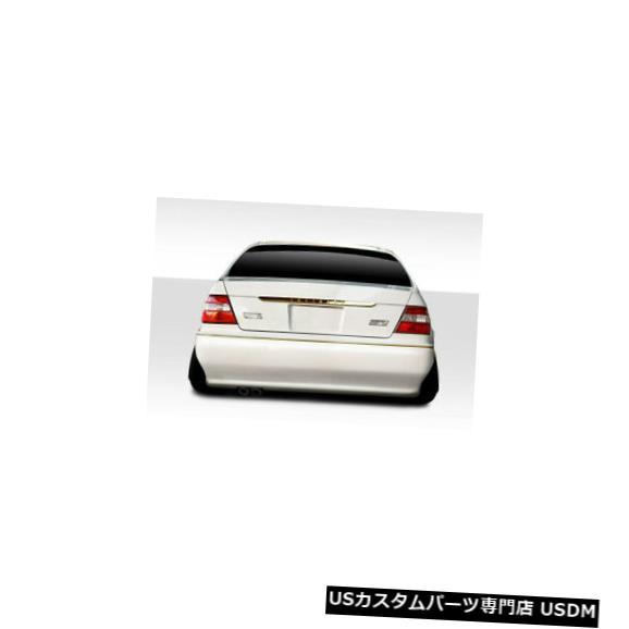 Rear Body Kit Bumper 97-01 Infiniti Q45 J Design Duraflexリアボディキットバンパーに適合!!! 114798 97-01 Fits Infiniti Q45 J Design Duraflex Rear Body Kit Bumper!!! 114798