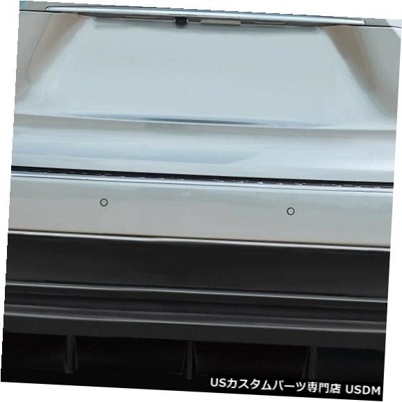 Rear Body Kit Bumper 15-18レクサスNXアダックスデュラフレックスリアバンパーリップボディキット!!! 113951 15-18 Lexus NX Addax Duraflex Rear Bumper Lip Body Kit!!! 113951