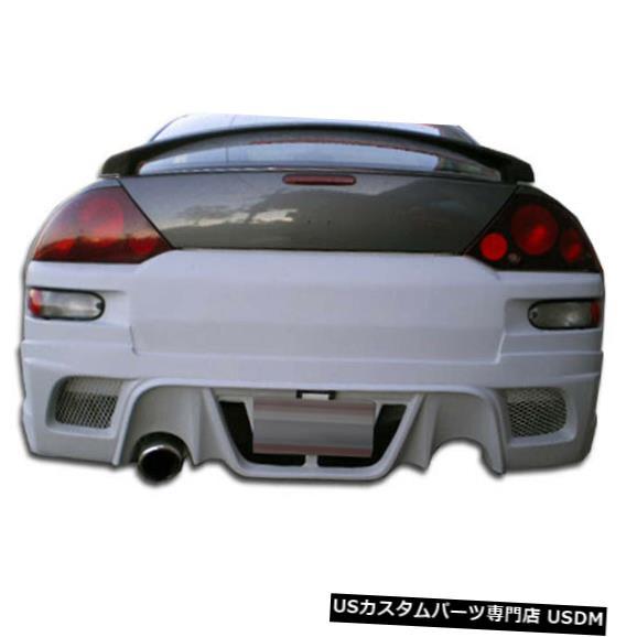 Rear Body Kit Bumper 00-05三菱エクリプスK-1デュラフレックスリアボディキットバンパー!!! 103372 00-05 Mitsubishi Eclipse K-1 Duraflex Rear Body Kit Bumper!!! 103372