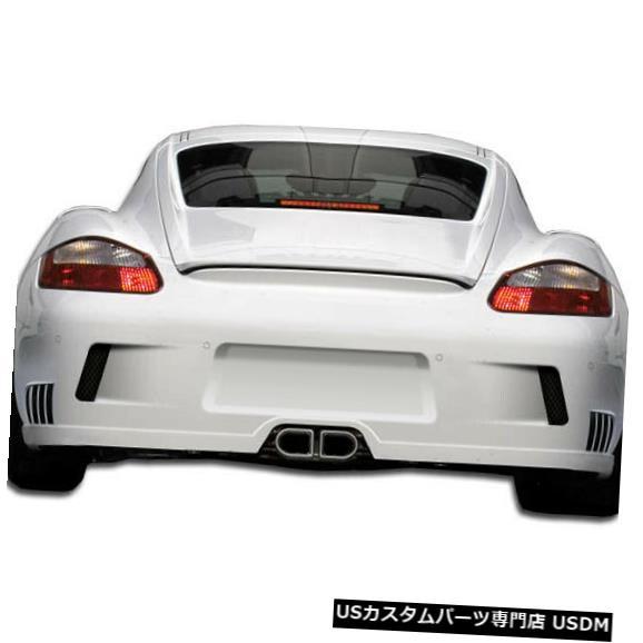 Rear Body Kit Bumper 05-08ポルシェケイマンGT-2デュラフレックスリアボディキットバンパー!!! 107249 05-08 Porsche Cayman GT-2 Duraflex Rear Body Kit Bumper!!! 107249