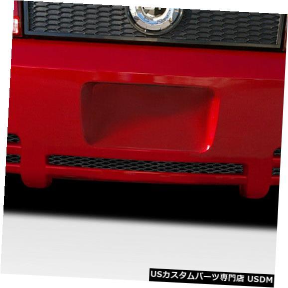 Rear Body Kit Bumper 05-09フォードマスタングコルトデュラフレックスリアボディキットバンパー!!! 115293 05-09 Ford Mustang Colt Duraflex Rear Body Kit Bumper!!! 115293