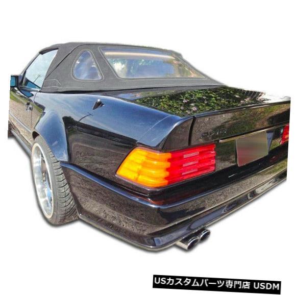 Rear Body Kit Bumper 90-02メルセデスSL AMG2ルックDuraflexリアボディキットバンパー!!! 107190 90-02 Mercedes SL AMG2 Look Duraflex Rear Body Kit Bumper!!! 107190