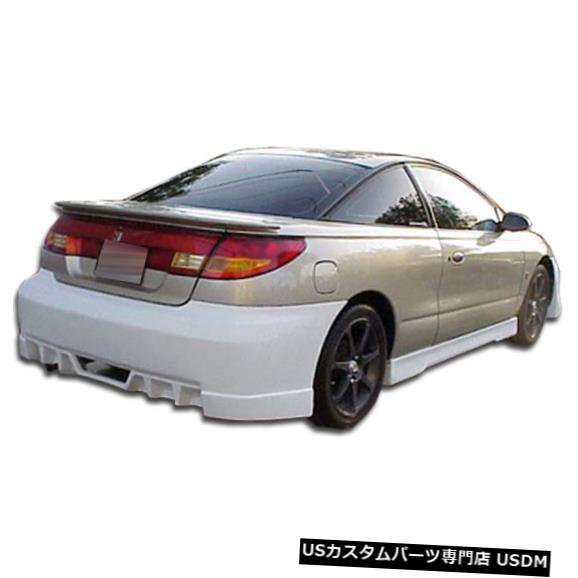 Rear Body Kit Bumper 97-00サターンSC1 EVO 5オーバーストックリアボディキットバンパー!!! 101917 97-00 Saturn SC1 EVO 5 Overstock Rear Body Kit Bumper!!! 101917