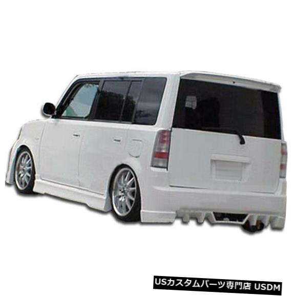Rear Body Kit Bumper 04-07 Scion xB EVO 5 Duraflexリアボディキットバンパー!!! 103317 04-07 Scion xB EVO 5 Duraflex Rear Body Kit Bumper!!! 103317