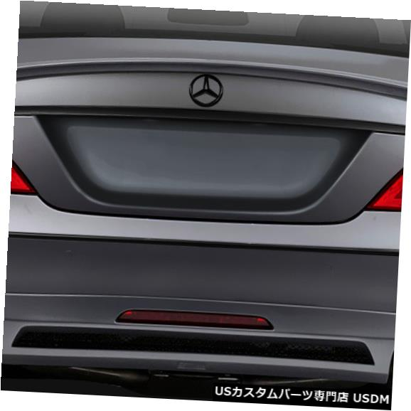 Rear Body Kit Bumper 12-15メルセデスCLS LR-Sデュラフレックスリアボディキットバンパー!!! 113943 12-15 Mercedes CLS LR-S Duraflex Rear Body Kit Bumper!!! 113943