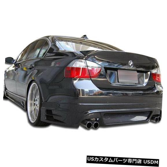 Rear Body Kit Bumper 06-11 BMW 3シリーズ4DR R-1 Duraflexリアボディキットバンパー!!! 105352 06-11 BMW 3 Series 4DR R-1 Duraflex Rear Body Kit Bumper!!! 105352