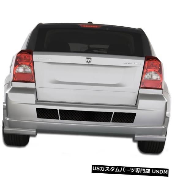 Rear Body Kit Bumper 07-12ダッジキャリバーGT500デュラフレックスリアボディキットバンパー!!! 105652 07-12 Dodge Caliber GT500 Duraflex Rear Body Kit Bumper!!! 105652