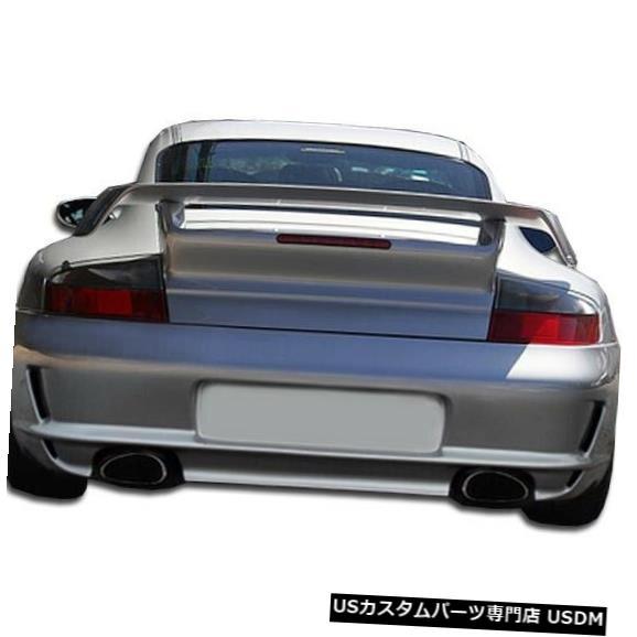 Rear Body Kit Bumper 99-04ポルシェ996 C2 C4 997 GT-3 Duraflex Convリアボディキットバンパー!!! 105129 99-04 Porsche 996 C2 C4 997 GT-3 Duraflex Conv Rear Body Kit Bumper!!! 105129