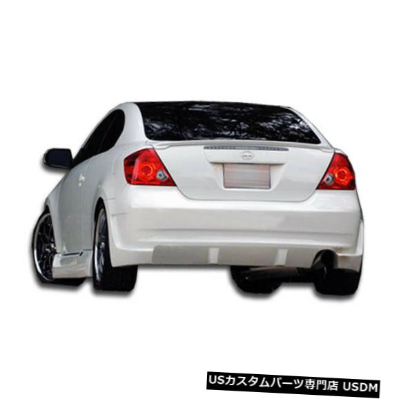 Rear Body Kit Bumper 05-10 Scion TC KR-S Duraflexリアボディキットバンパー!!! 103159 05-10 Scion TC KR-S Duraflex Rear Body Kit Bumper!!! 103159