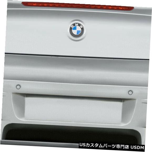 Rear Body Kit Bumper 04-10 BMW 6シリーズLMS Duraflexリアボディキットバンパー!!! 114724 04-10 BMW 6 Series LMS Duraflex Rear Body Kit Bumper!!! 114724