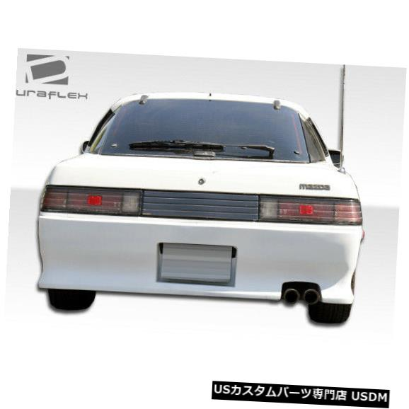 Rear Body Kit Bumper 79-85マツダRX7 GP-1 Duraflexリアボディキットバンパー!!! 103640 79-85 Mazda RX7 GP-1 Duraflex Rear Body Kit Bumper!!! 103640