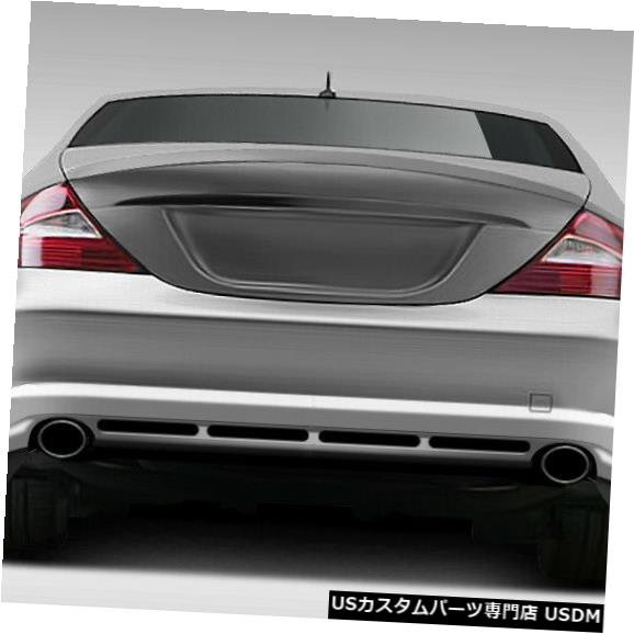 Rear Body Kit Bumper 06-08メルセデスCLSエロスV.1オーバーストックリアバンパーリップボディキット!!! 112068 06-08 Mercedes CLS Eros V.1 Overstock Rear Bumper Lip Body Kit!!! 112068
