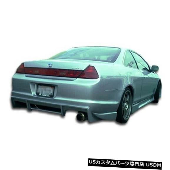 Rear Body Kit Bumper 98-02 Honda Accord 2DR R33 Duraflexリアボディキットバンパー!!! 101970 98-02 Honda Accord 2DR R33 Duraflex Rear Body Kit Bumper!!! 101970
