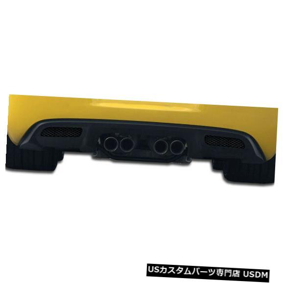 Rear Body Kit Bumper 97-04シボレーコルベットZRエドカーボンファイバーリアバンパーディフューザーボディキット105700 97-04 Chevy Corvette ZR Ed Carbon Fiber Rear Bumper Diffuser Body Kit 105700