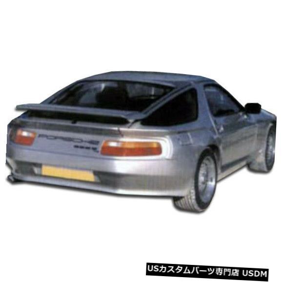 Rear Body Kit Bumper 87-95ポルシェ928 Gスポーツオーバーストックリアボディキットバンパー!!! 105099 87-95 Porsche 928 G-Sport Overstock Rear Body Kit Bumper!!! 105099