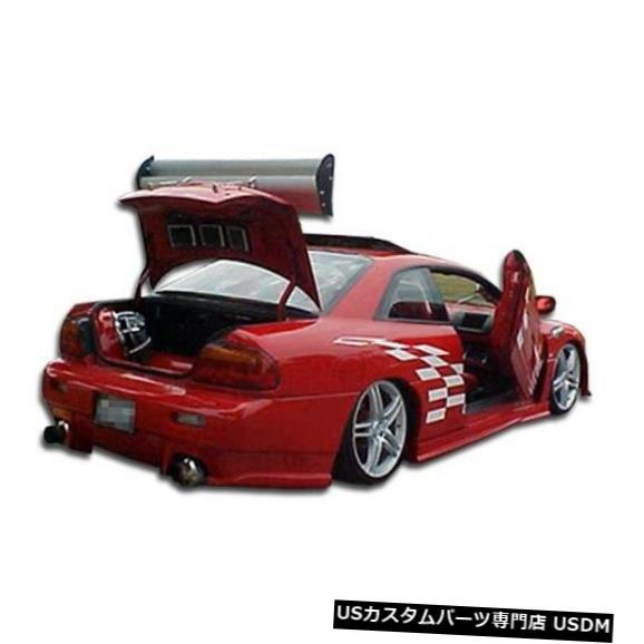 Rear Body Kit Bumper 95-00クライスラーセブリングバイパーオーバーストックリアボディキットバンパー!!! 101530 95-00 Chrysler Sebring Viper Overstock Rear Body Kit Bumper!!! 101530