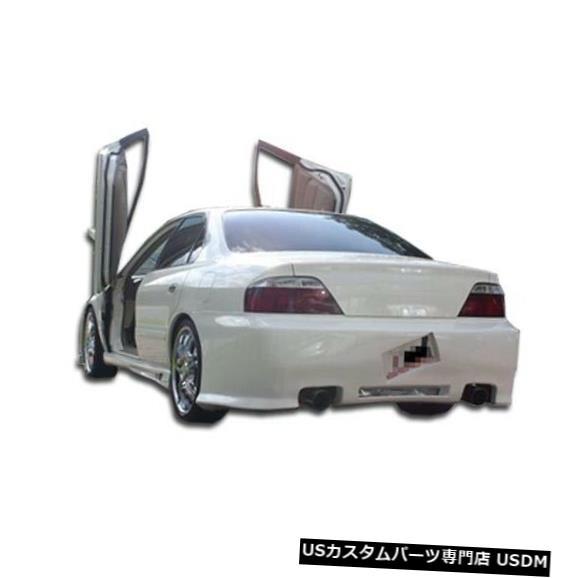 Rear Body Kit Bumper 99-03 Acura TL Spyder Duraflexリアボディキットバンパー!!! 102053 99-03 Acura TL Spyder Duraflex Rear Body Kit Bumper!!! 102053