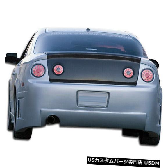 Rear Body Kit Bumper 05-10シボレーコバルト2DR B-2デュラフレックスリアボディキットバンパー!!! 103923 05-10 Chevrolet Cobalt 2DR B-2 Duraflex Rear Body Kit Bumper!!! 103923