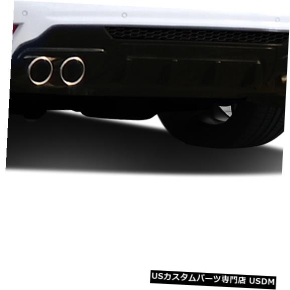 Rear Body Kit Bumper 14-15ランド/レンジローバースポーツAF-1エアロ機能リアバンパーリップボディキット! 112674 14-15 Land/Range Rover Sport AF-1 Aero Function Rear Bumper Lip Body Kit! 112674