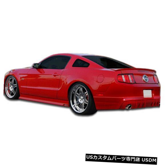 【期間限定】 Rear Body Kit Kit!!! Bumper 10-12フォードマスタングV6レーサーオーバーストックリアバンパーリップボディキット!! 105991! 105991 Ford 10-12 Ford Mustang V6 Racer Overstock Rear Bumper Lip Body Kit!!! 105991, アサンテサーナ(クラフトと食品):2c096a82 --- iamindian.org.in