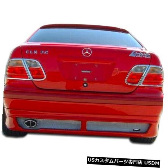 本物保証!  Rear Body Kit Bumper 98-02メルセデスCLK 107072 R-1オーバーストックリアバンパーリップボディキット Bumper!!! Kit!!! 107072 98-02 Mercedes CLK R-1 Overstock Rear Bumper Lip Body Kit!!! 107072, ホームステイのおみやげ専門店:82a77e47 --- aptapi.tarjetaferia.com.mx