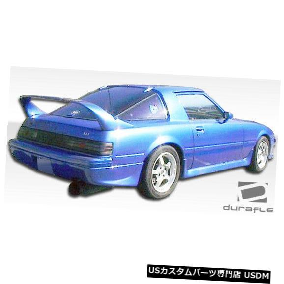 Rear Body Kit Bumper 79-85マツダRX7 M-1デュラフレックスリアバンパーリップボディキット!!! 102438 79-85 Mazda RX7 M-1 Duraflex Rear Bumper Lip Body Kit!!! 102438