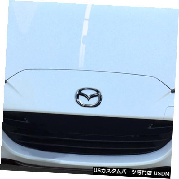 Rear Body Kit Bumper 16-18マツダミアタライトスピードデュラフレックスフロントバンパーリップボディキット!!! 114359 16-18 Mazda Miata Lightspeed Duraflex Front Bumper Lip Body Kit!!! 114359