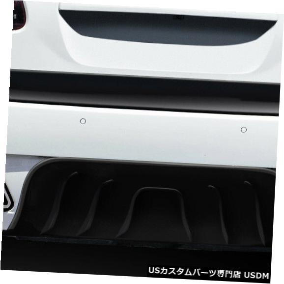 Rear Body Kit Bumper 11-14ポルシェカイエンAFオーバーストックリアバンパーディフューザーワイドボディキット112280 11-14 Porsche Cayenne AF Overstock Rear Bumper Diffuser Wide Body Kit 112280