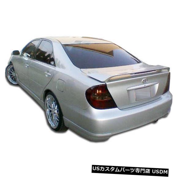 【2020 新作】 Rear Body Kit Bumper On 02-06トヨタカムリボルテックスデュラフレックスリアバンパーアドオンボディキット!! Kit!!! Body! 104218 02-06 Toyota Camry Vortex Duraflex Rear Bumper Add On Body Kit!!! 104218, 久井町:dbd725ea --- kventurepartners.sakura.ne.jp