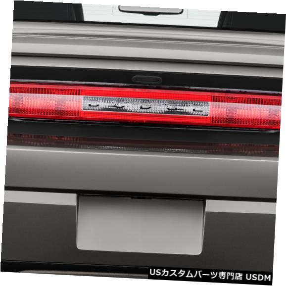 Rear Body Kit Bumper 08-14ダッジチャレンジャーサーキットカーボンファイバーリアバンパーディフューザー!!! 113982 08-14 Dodge Challenger Circuit Carbon Fiber Rear Bumper Diffuser!!! 113982