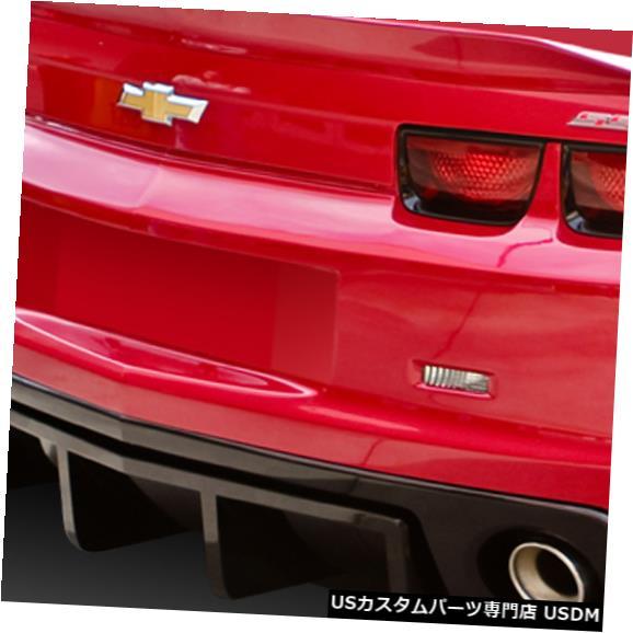 Rear Body Kit Bumper 10-13シボレーカマロHスポーツデュラフレックスリアバンパーリップボディキット!!! 109552 10-13 Chevrolet Camaro H Sport Duraflex Rear Bumper Lip Body Kit!!! 109552