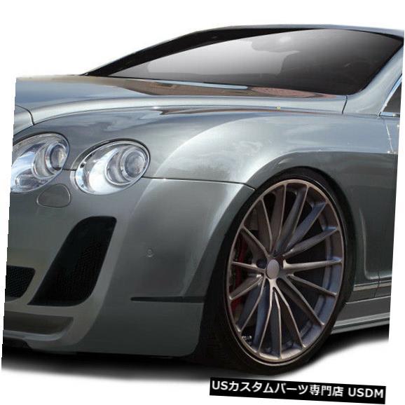 Full Body Kit 03-10ベントレーコンチネンタルAF-2エアロファンクションCFPフルボディキット!!! 113193 03-10 Bentley Continental AF-2 Aero Function CFP Full Body Kit!!! 113193