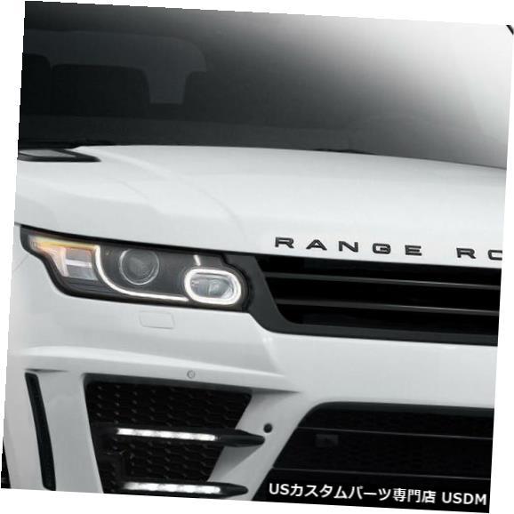 Full Body Kit 14-15ランドローバーレンジローバースポーツAF-1エアロ機能8個フルボディキット! 112686 14-15 Land Rover Range Rover Sport AF-1 Aero Function 8pcs Full Body Kit! 112686