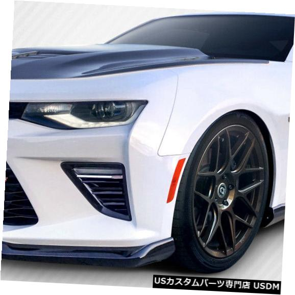 Full Body Kit 16-18シボレーカマロGMXカーボンファイバークリエーションズフルボディキット!!! 113281 16-18 Chevrolet Camaro GMX Carbon Fiber Creations Full Body Kit!!! 113281