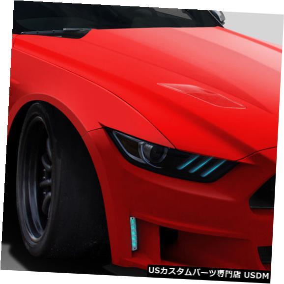 Full Body Kit 15-17フォードマスタンググリッドDuraflex 5個フルボディキット!!! 112571 15-17 Ford Mustang Grid Duraflex 5 Pcs Full Body Kit!!! 112571