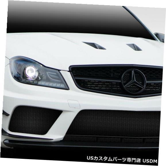 Full Body Kit 12-14メルセデスC63ブラックシリーズルックDuraflex 15ピースフルボディキット!!! 114081 12-14 Mercedes C63 Black Series Look Duraflex 15pcs Full Body Kit!!! 114081