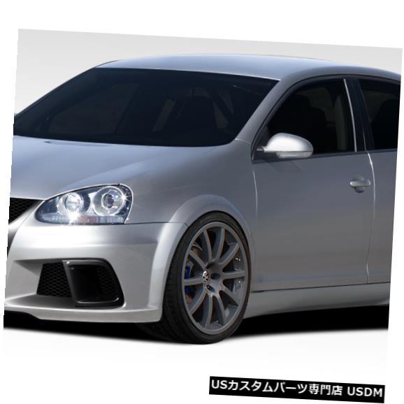 Full Body Kit 05-10フォルクスワーゲンジェッタ4DR R-GTデュラフレックス18ピースフルワイドボディキット!!! 108009 05-10 Volkswagen Jetta 4DR R-GT Duraflex 18 Pcs Full Wide Body Kit!!! 108009