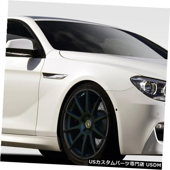 Full Body Kit 11-18 BMW 6シリーズM Sport Look Duraflexフルボディキット!!! 109418 11-18 BMW 6 Series M Sport Look Duraflex Full Body Kit!!! 109418