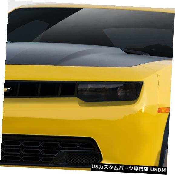 Full Body Kit 14-15シボレーカマロスティングレイZルックDuraflex 7個フルボディキット!!! 109949 14-15 Chevrolet Camaro Stingray Z Look Duraflex 7 Pcs Full Body Kit!!! 109949