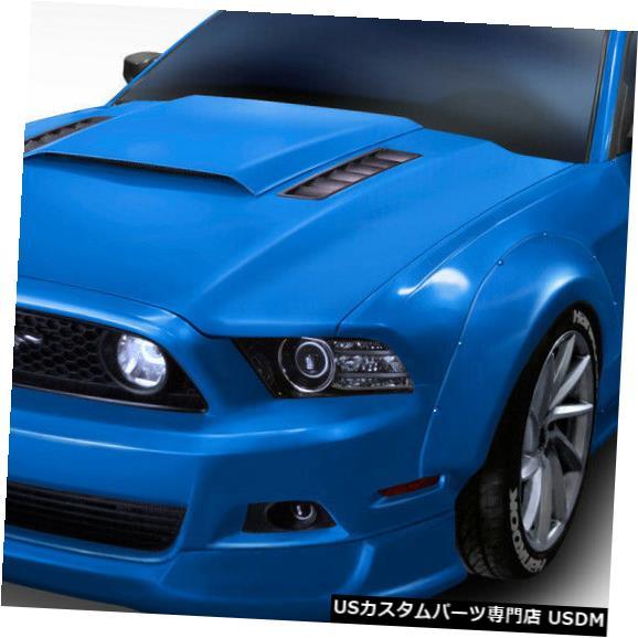 Full Body Kit 10-14フォードマスタングサーキットDuraflexフルボディキット!!! 112634 10-14 Ford Mustang Circuit Duraflex Full Body Kit!!! 112634