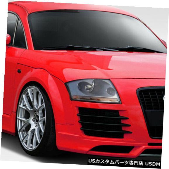Full Body Kit 00-06アウディTT PR-Dデュラフレックスフルボディキット!!! 113110 00-06 Audi TT PR-D Duraflex Full Body Kit!!! 113110