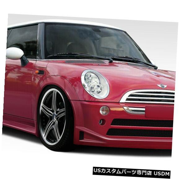 Full Body Kit 02-06ミニクーパータイプZ Duraflex 10個フルワイドボディキット!!! 108321 02-06 MINI Cooper Type Z Duraflex 10 Pcs Full Wide Body Kit!!! 108321