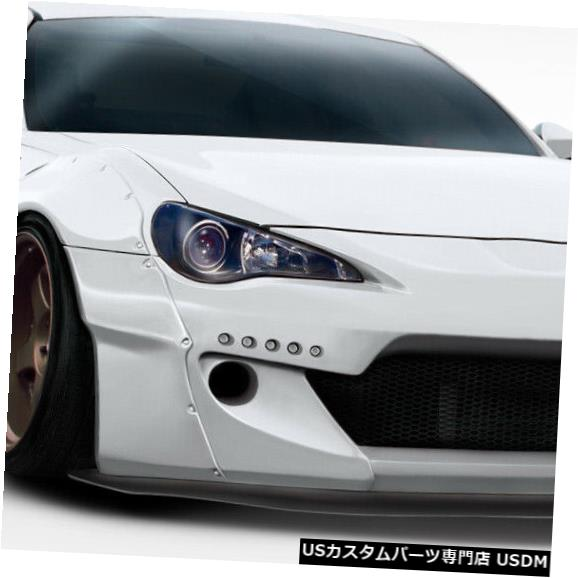 Full Body Kit 13-18 Scion FRS GT500 V2 Duraflexフルボディキット!!! 112646 13-18 Scion FRS GT500 V2 Duraflex Full Body Kit!!! 112646