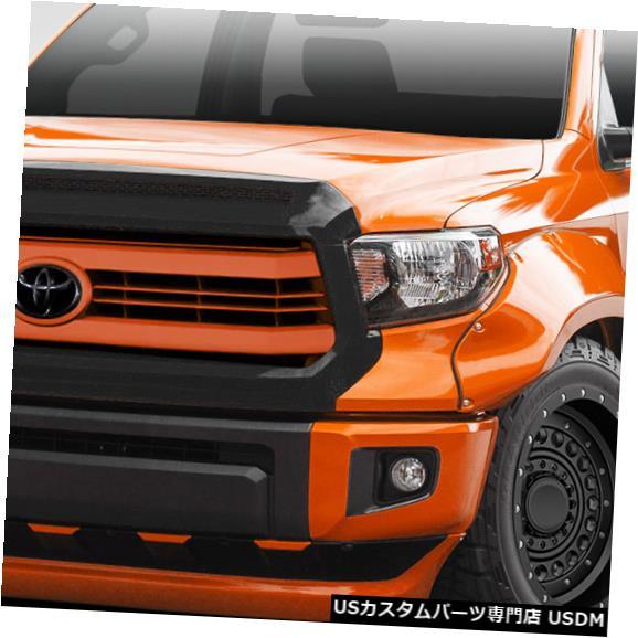 Full Body Kit 14-18トヨタツンドラサーキットDuraflex 5ピースフルボディキット!!! 113839 14-18 Toyota Tundra Circuit Duraflex 5pcs Full Body Kit!!! 113839