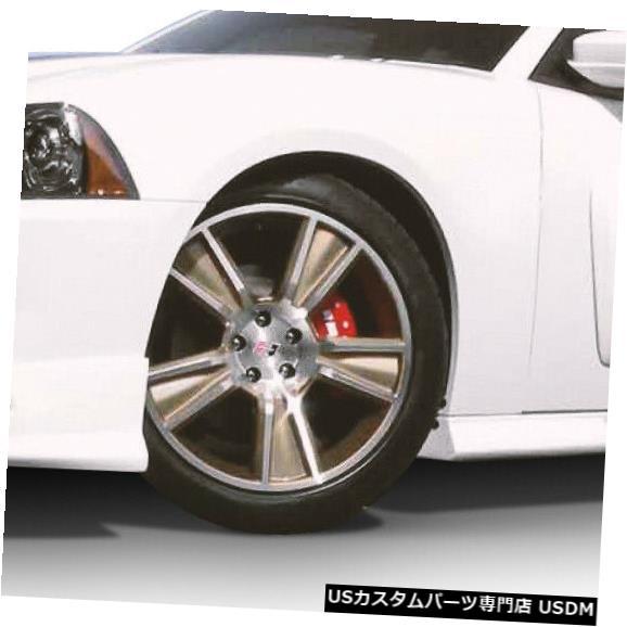Full Body Kit 11-15ダッジチャージャープレミアスタイルKBDウレタン7個フルボディキット!!! 37-2117 11-15 Dodge Charger Premier Style KBD Urethane 7 Pcs Full Body Kit!!! 37-2117