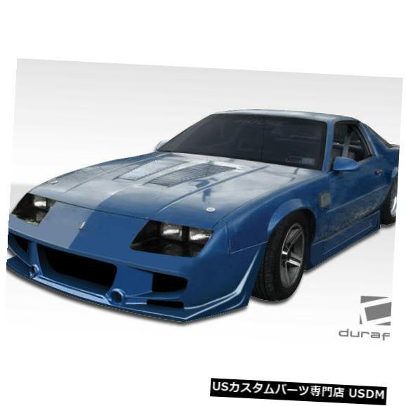 Full Body Kit 82-92シボレーカマロエクストリームデュラフレックス8ピースフルボディキット!!! 106780 82-92 Chevrolet Camaro Xtreme Duraflex 8 Pcs Full Body Kit!!! 106780