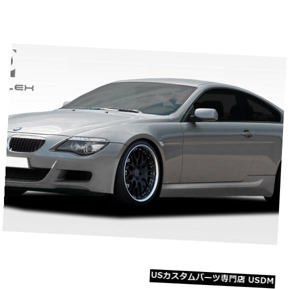 Full Body Kit 04-10 BMW 6シリーズM6ルックDuraflexフルボディキット!!! 107705 04-10 BMW 6 Series M6 Look Duraflex Full Body Kit!!! 107705