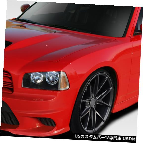Full Body Kit 06-10ダッジチャージャーヘルキャットルックDuraflexフルボディキット!!! 113293 06-10 Dodge Charger Hellcat Look Duraflex Full Body Kit!!! 113293