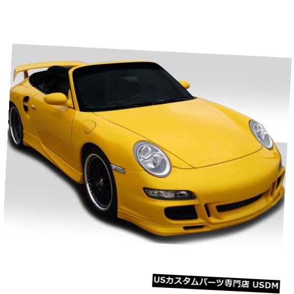 Full Body Kit 99-04ポルシェ996 997 GT-3 Duraflexフルコンバージョンボディキット!!! 105201 99-04 Porsche 996 997 GT-3 Duraflex Full Conversion Body Kit!!! 105201