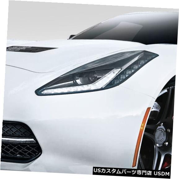 Full Body Kit 14-18シボレーコルベットGTコンセプトデュラフレックスフルボディキット!!! 112493 14-18 Chevrolet Corvette GT Concept Duraflex Full Body Kit!!! 112493